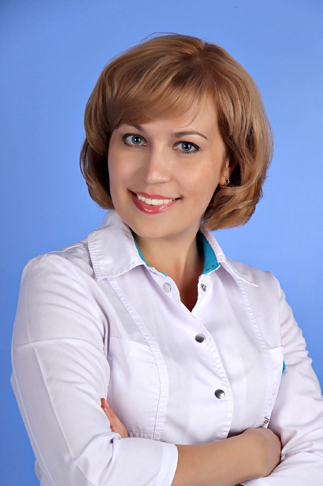 Красноперова Елена Александровна