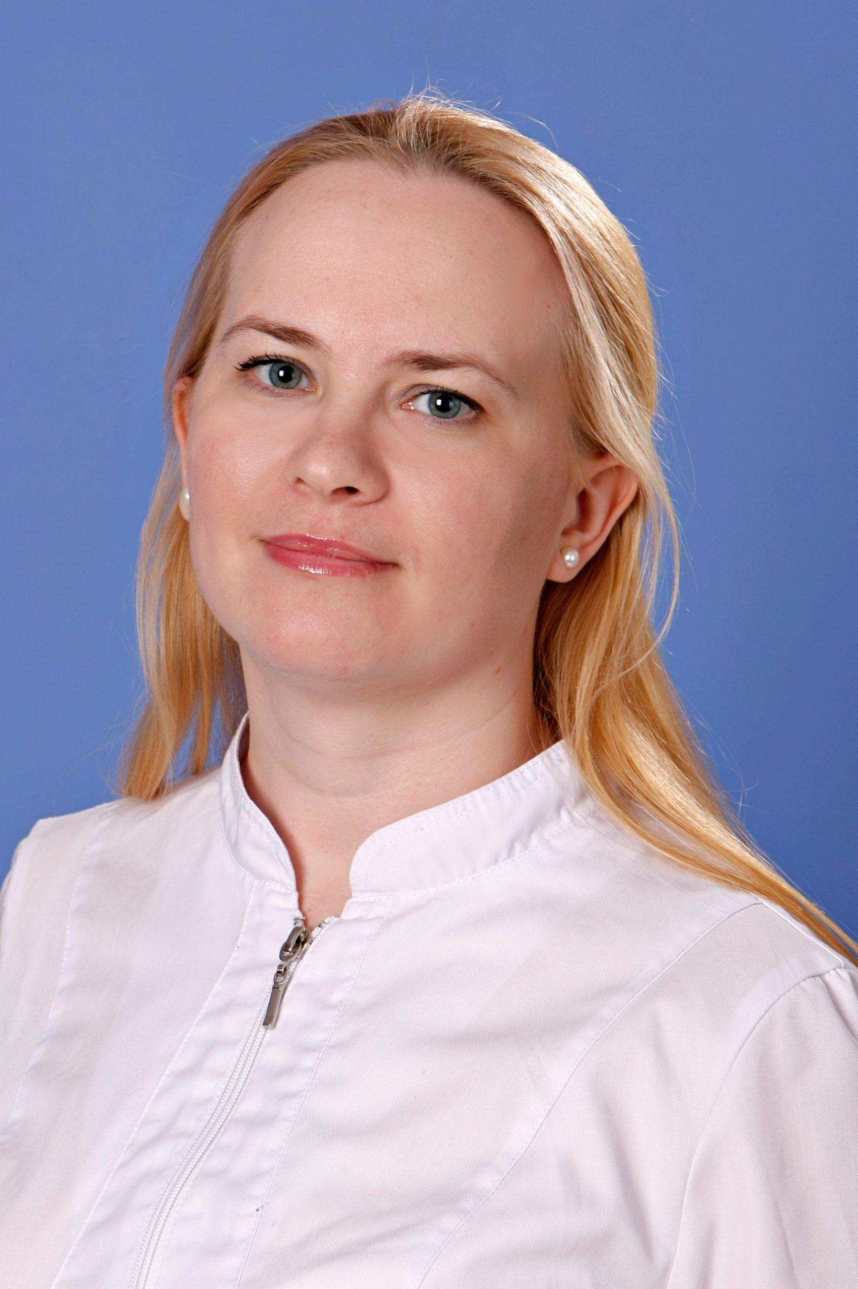 Гусева Анна Викторовна, стоматолог-ортодонт